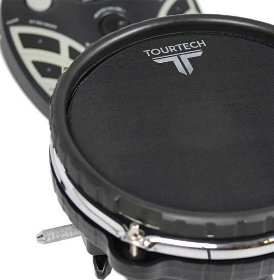TT-12SM drum pad close up