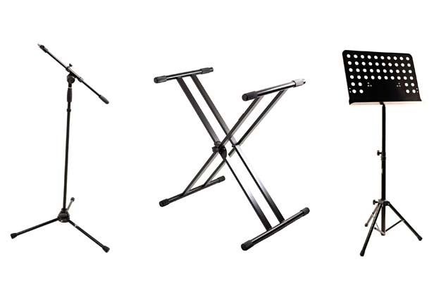 TOURTECH pro audio stands